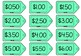 Shop Money Kit and Price Tags- Australian currency
