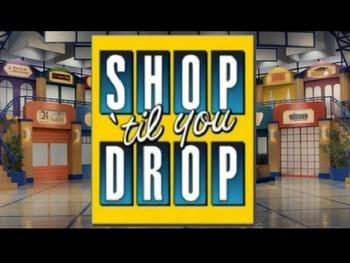 Shop Til you Drop PowerPoint Game