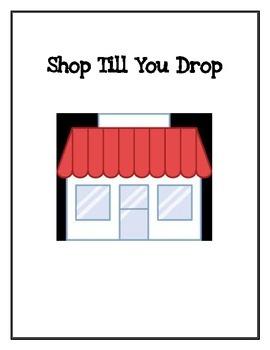 ad3cb38eae4d Shop Till You Drop Decimal Enrichment Shop Till You Drop Decimal Enrichment