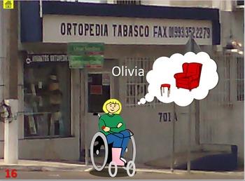 Shop in Mexico, use va/viene/acaba/piensa en/quiere in mul