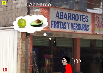 Shop in Mexico, use va/viene/acaba/piensa en/quiere in multiple contexts!, pt 2