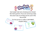 Shopkins Math Dash