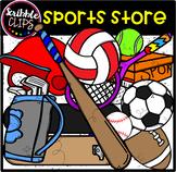 Random Sports Store  (scribble clips)