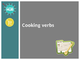 Dining (A): Cooking Verbs  (Adult ESL)