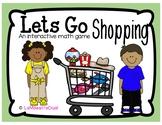 Shopping Addition Math Game