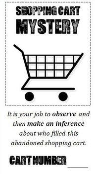 Shopping Cart Mystery: Inferring Activity