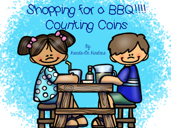 Shopping For a BBQ- Counting Money