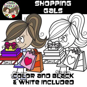 Shopping Gals