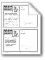 Shopping (Grade 3 Daily Word Problems-Week 20)