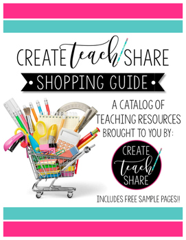 Shopping Guide for CreateTeachShare