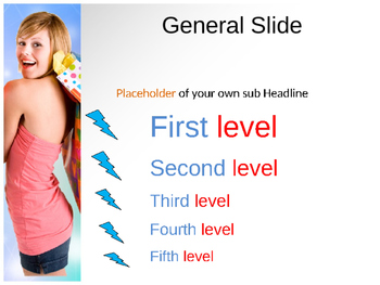 Shopping PPT Template