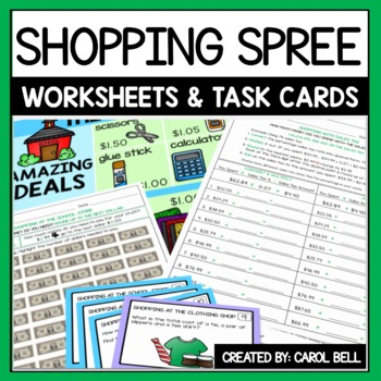 Shopping Spree Bundle