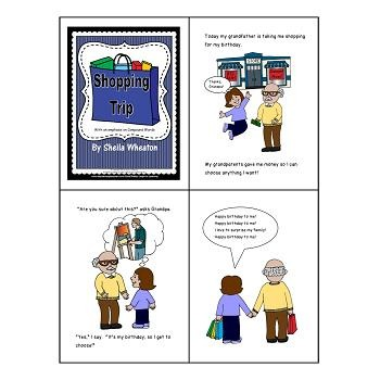 Shopping Trip: A READ TO LEARN Book About Compound Words