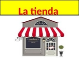 Shopping Vocabulary Realidades 1 Chapter 7B
