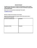 Shopping Webquest (Realidades 2, Chapter 2B)