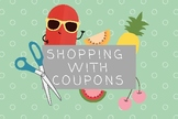 Shopping With Coupons Activity