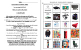 Shopping With Decimals- Black Friday Shopping Spree Project