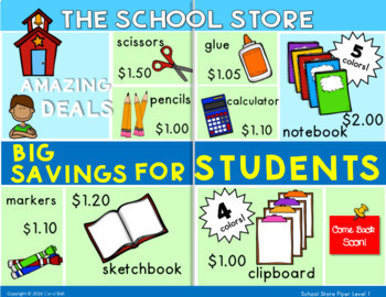 Shopping at the School Store: No Regrouping