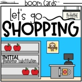 Shopping for Beginning Sound Substitution