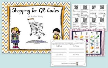 Shopping for QR Codes: Describing