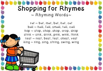 Shopping for Rhymes