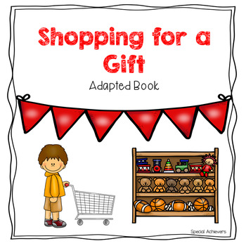 Shopping for a Gift Adapted Book