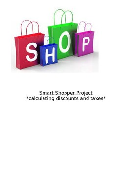 Calculating discounts and taxes- Shopping project