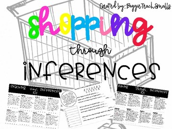 Shopping through Inferences