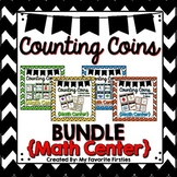 Shopping with Coins - Counting Coins BUNDLE