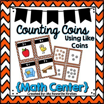 Counting Coins Using Like Coins