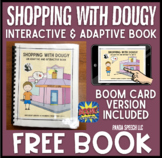 Shopping with Dougy: An Interactive and Adaptive Book {FRE