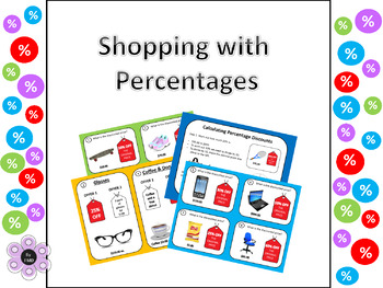 Shopping with Percentages