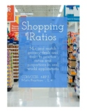 Shopping with Ratios:  Grocery Deals + Tasks = Real World