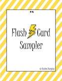 Shorashim Flashcards Sample