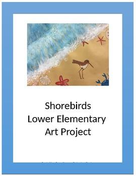 Shorebirds: K-2