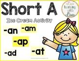 Short A Sort Activity