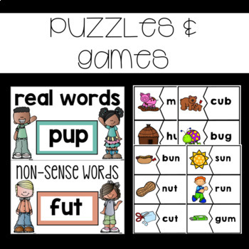 Short U  Assessments Practice Interventions and Games
