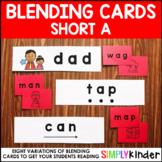 Short A Blending Cards
