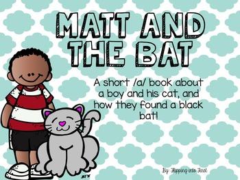 Short A Book- Matt and the Bat