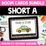 Short A Boom Cards BUNDLE - Decodable Readers - Interactiv