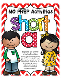 NO PREP Short A Bundle (all short a families)