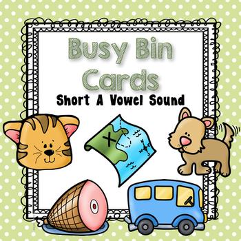 Short A Busy Bin, Exit Ticket, journals