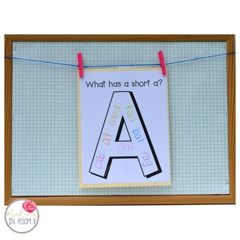 Short A/CVC Lapbook
