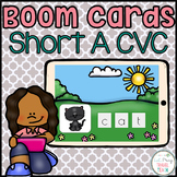 Short A CVC for Boom Cards