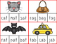 Short Vowel Clip the Word Differentiated Game