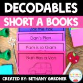 Short A Decodable Books Bundle - Printable + Digital
