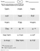 Short A Decodable Stories With Close Passages