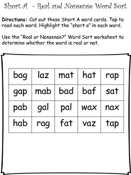 Short A, E, I, O, U, and All Short Vowel Work Bundle (6 separate)  bundles