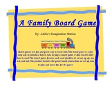 Short A Family Board Game