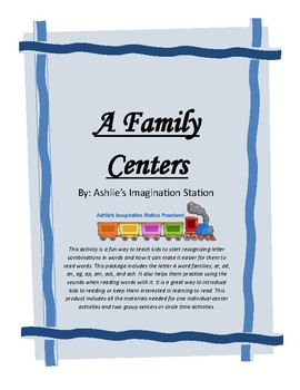 Short A Family Center